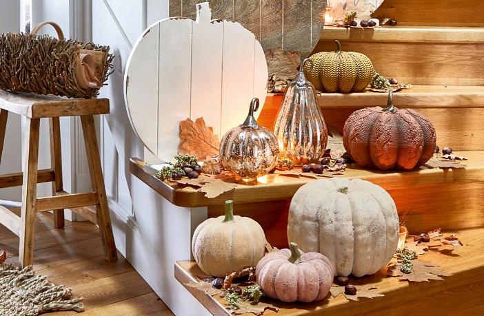 Herfst in huis woonaccessoires