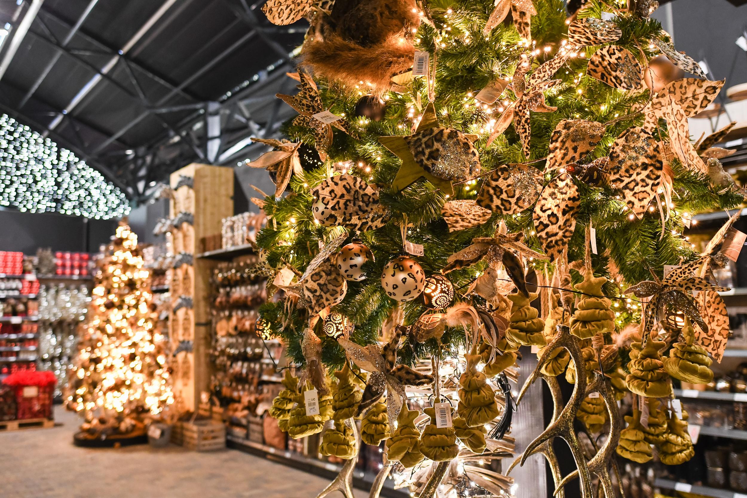 Kerstshow Tuincentrum Leurs: yes, we mogen weer kerstshoppen! - Christmaholic.nl
