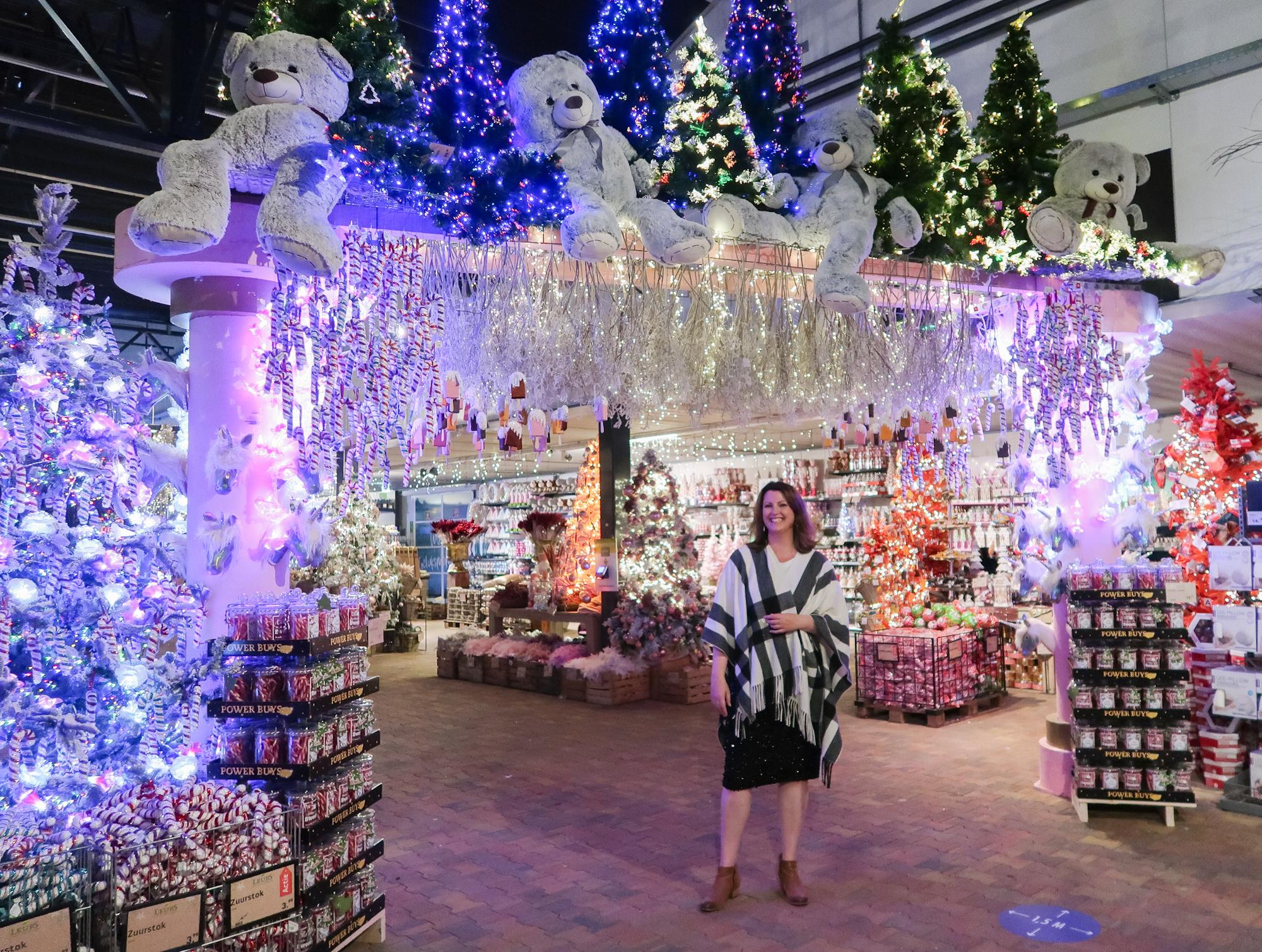 Tuincentrum Leurs kerstshow 2020