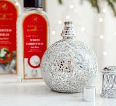 WIN! Geurlamp met kerstgeur van Ashleigh & Burwood