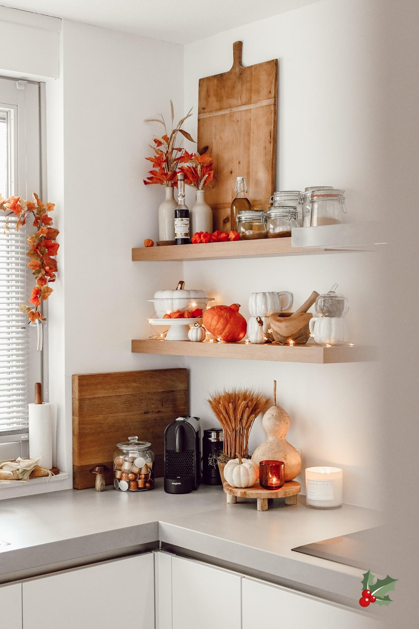 herfstdecoratie ideeën natuurljk & simpel