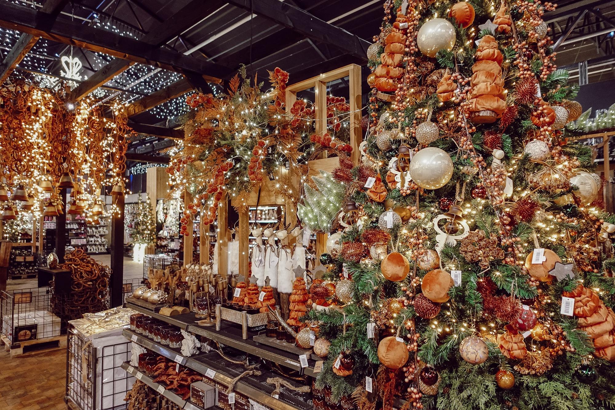 Tuincentrum Leurs kerstshow 2021