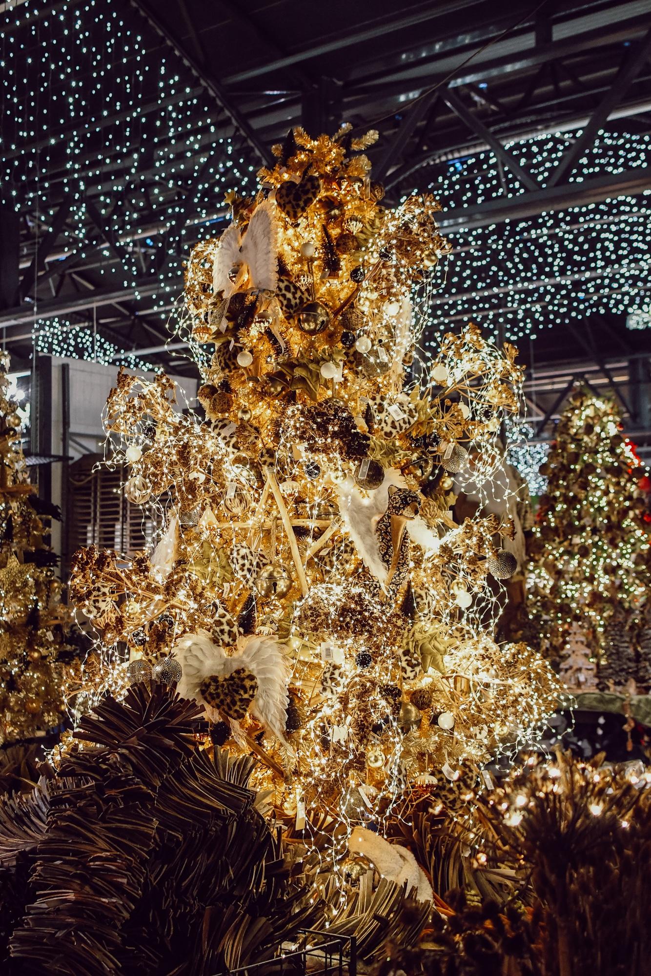 Kerstshow Tuincentrum Leurs 2021